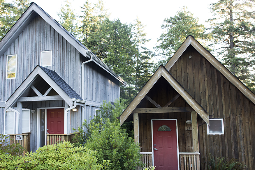 Reef Point Cottages, Ucluelet